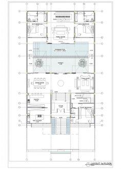 Imposing Modern Residence in Jakarta: Static House - http://freshome.com/2011/10/25/imposing-modern-residence-in-jakarta-static-house/