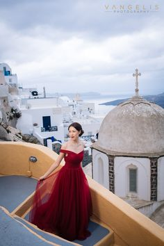 Wedding in Santorini bridal make up & hair- Νυφικό μακιγιάζ και μαλλιά Christine Panagopoulou Photography by http://www.vangelisphotography.com/