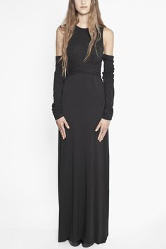 Erzsebet Gown - www.ovate.ca