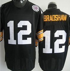 Terry Bradshaw Pittsburgh Steelers Throwback Jerseys