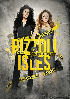 Rizzoli and Isles. Looking hotter than ever