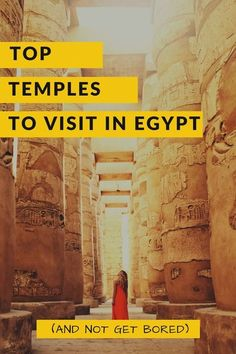 Choosing which temples to visit in Egypt feels like an impossible task! This guide to Egyptian temples (primarily in Luxor and Aswan) summarizes which sites are the best things to do and which… More Egypt Travel, Africa Travel, Cairo City, Egyptian Temple, Visit Egypt, Travel Info, Travel Tips, Ancient Ruins, Giza