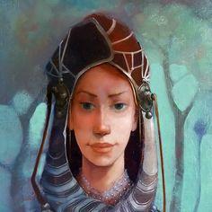 Merab Gagiladze - Present Presents, Princess Zelda, Culture, Oil, Artist, Fictional Characters, Instagram, Gifts, Artists
