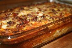 Deep South Dish: Speedy Breakfast Casserole