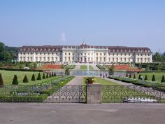 Ludwigsburg Palace.  Great place, especially in the Spring or Fall.