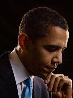 Obama - irgendwie schon ein cooler Präsident.