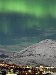 Northern Lights Safari, 5 nights  Northern Lights/Aurora tour package with 3 nights in Tromso -    ideally located in the middle of the Northern Lights zone. The trip includes Northern Lights evening trips, Dog sledding & Arctic gourmet dinner in Tromso. Starting & finishing with overnight stays in Oslo, with flight to/from Tromso    Optional: You can add nights and adventurous activities in Tromso, like Reindeer sledge, Snow mobile safari & Northern Lights dinner cruise.