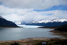 Photo of the Day – Perito Moreno Glacier from Lago Argentino – Patagonia, Argentina  -  We took this photo on our way to see Perito Moreno #Glacier while stopping at one of the many vistas.  - Photo from #absolutevisit at www.absolutevisit... - all images Creative Commons Noncommercial