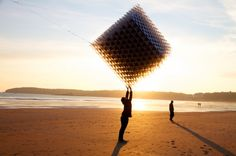 An incredible cubic kite.