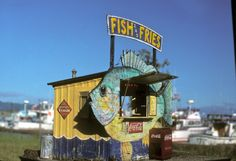 Fish & Fries, left side view