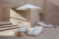 Amangiri Resort and Spa In The High Desert Of Utah. Outdoor Lounge, Outdoor Living, Outdoor Decor, Amangiri Resort Utah, Amangiri Hotel, Resorts, Interior Architecture, Interior And Exterior, Exterior Design