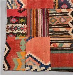 kelim patchwork