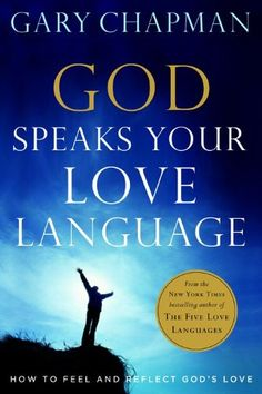 God Speaks Your Love Language: How to Feel and Reflect God's Love by Gary D Chapman http://www.amazon.com/dp/0802472753/ref=cm_sw_r_pi_dp_stJwvb0X1E279