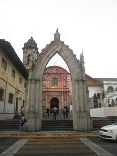 iglesia en Uruapan