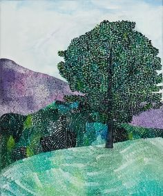 Sally Ross arbre/tree 2012 oil on linen 46 x 38cm | S a l l y R o s s