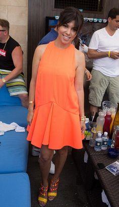 kourtney-kardashian-sapphire-pool-and-dayclub-vega-sophia-webster-yayoi-suede-and-patent-sandals