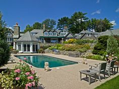 Southern Maine Seacoast Estate - York, MN - Luxury Real Estate Auctions