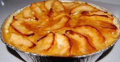 Tarta Mágica de Manzana | Comparterecetas.com