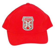 b25c4e578af45 Commemorate your favorite cult classic with an awesome Caddyshack Bushwood  Country Club Golf Red Baseball Hat