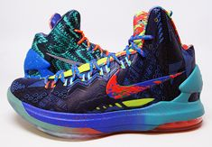 "Nike KD 5 ""What the KD"""
