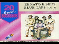 Renato e Seus Blue Caps - 20 Super Sucessos Vol 2 - CD Completo