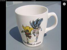 1966 Batman Mug