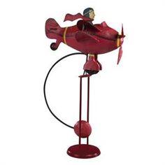 Red Baron balance toy