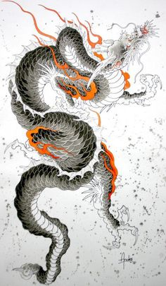Fondos japoneses · kết quả hình ảnh cho state of grace dragon tatuajes de dragón tribal, tatuajes de Japanese Dragon Tattoos, Japanese Tattoo Art, Japanese Tattoo Designs, Japanese Sleeve Tattoos, Japanese Drawings, Japanese Artwork, Japanese Painting, Japanese Prints, Backpiece Tattoo