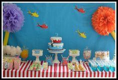Dr. Seuss dessert table #drseuss #desserttable