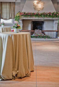 Blog de Organización de Bodas - Wedding Planner Madrid -  Centros Mesa Cocktail