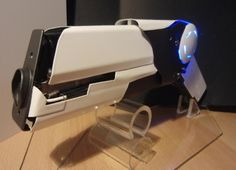 You'll shoot your eye out…with a 1MW laser pulse pistol