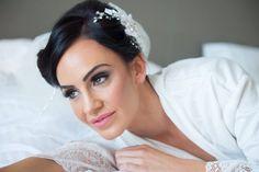 One of our stunning brides Weddings@wyecosmetics.com.au 1300 993 267