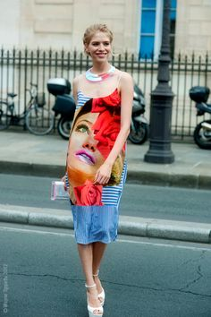 Face Tee Shirts & dresses | paris face to face tuesday august 14th 2012