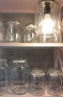 Tunnelmia Wanhalta Pajalta Mason Jars, Home Decor, Decoration Home, Room Decor, Mason Jar, Home Interior Design, Home Decoration, Glass Jars, Jars