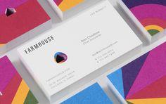 Farmhouse Business Card