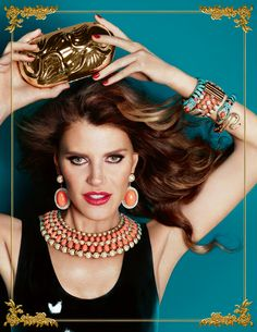 'H' @ANNADELLORUSSO #ACCESSORIES COLLECTION 2012