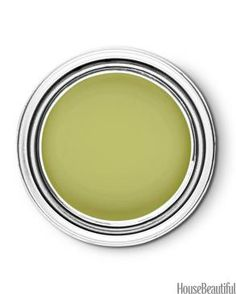 The best paint colors for this year: Pantone Linden Green 15-0533 paint