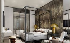 A luxury development located in the heart of Kuala Lumpur, by Yoo #InteriorDesigners #Yoo #DelightFULL