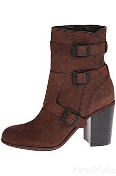 Calvin Klein Women's Susie Leather Boot