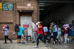 Hundreds of Separated Children Have Quietly Been Sent to New York