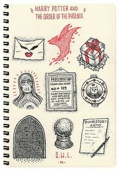 fifth book drawings