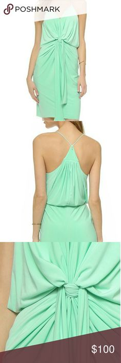T-Bags Misa Mint Dress NWT Beautiful mint color.  Never worn purchased at shopbop. T-Bags Dresses