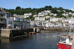 Looe, Cornwall by Bristol Viewfinder on Flickr