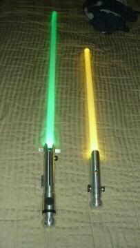 ahsoka tano shoto lightsaber - Google Search