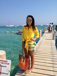 O nosso primeiro dia de praia aqui em Saint Tropez foi no badalado e super recomendadoClub 55. Ele fica em Ramatuelle, uma cidadezinha ao lado. Bem pertinho. Coisa de 15 minutos de carro do nosso …