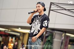 More Photos from Taeyang's High Touch Events @ Central Square on Busan on June 27 [PHOTOS] | bigbangupdates