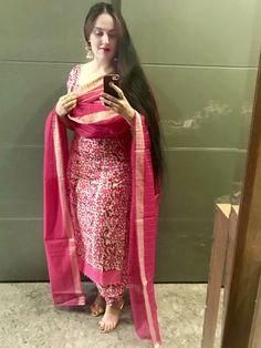 Nandini by Niti J Kundu - Her Crochet Indian Salwar Suit, Punjabi Salwar Suits, Indian Suits, Indian Attire, Indian Dresses, Indian Wear, Punjabi Dress, Patiala, Designer Punjabi Suits