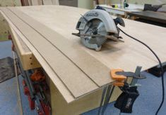 Shop-Made Circular Saw Guide: Cheap, Easy, And Awesome! http://www.wwgoa.com/article/shop-made-circular-saw-guide-cheap-easy-and-awesome/?utm_source=pinterest&utm_medium=organic&utm_campaign=A224 #Woodworking #WWGOA