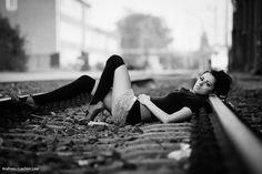 Castor Blockade - Model: Roxana Iokai-Weiss