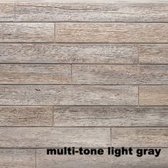 Weathered Wood Siding Tongue & Groove, Rustic Wood Panels | Faux Stone Sheets